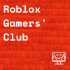 Red icon with Roblox logo layered in backgroun, Coder Kids icon