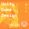 orange square with unity in background, Coder Kids icon